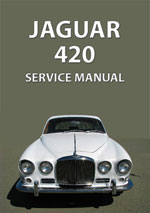 Jaguar 420 Workshop Manual