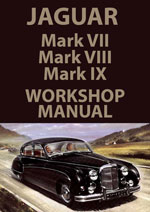 Jaguar Mark 7 Workshop Manual